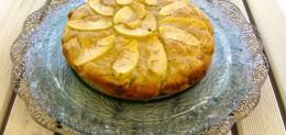 Torta di mele (senza latte e glutine)